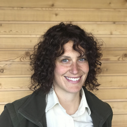 Silvia Oberlechner, responsible for Drei Zinnen / Tre Cime Nature Park Visitor Center